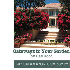 Buy GATEWAYS TO YOUR GARDEN by Dan Ford on Amazon.com for only $39.99